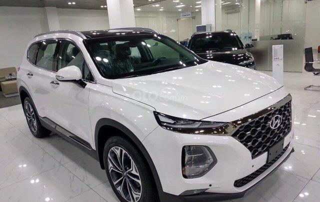 [TP. Hồ Chí Minh] Hyundai Santafe giá ưu đãi tháng cuối năm + quà tặng phụ kiện cực kì hấp dẫn0