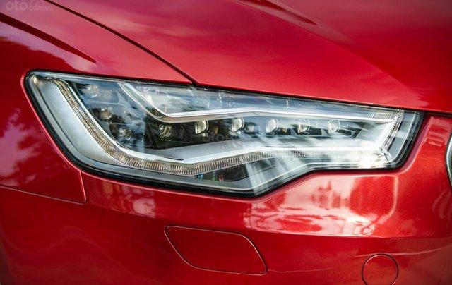 Bán Audi A6 3.0L Quattro, sản xuất 2014, đăng ký 2015, màu đỏ7