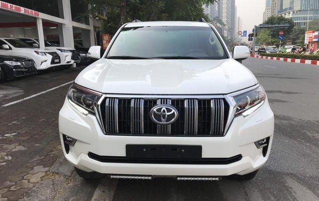 Toyota Prado VX SX 2019, 1 chủ, đi 22000 km0