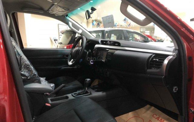 Toyota Hilux 2.4 AT 4X2, bán tải 1 cầu - giao ngay - đủ màu5