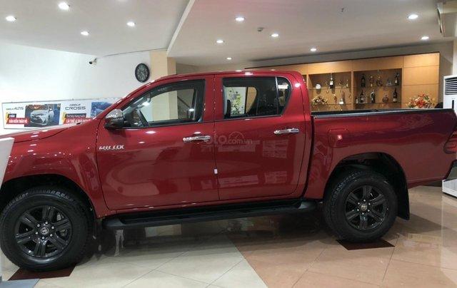 Toyota Hilux 2.4 AT 4X2, bán tải 1 cầu - giao ngay - đủ màu3