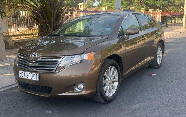 Bán ô tô Toyota Venza năm sản xuất 2009, xe nhập còn mới0