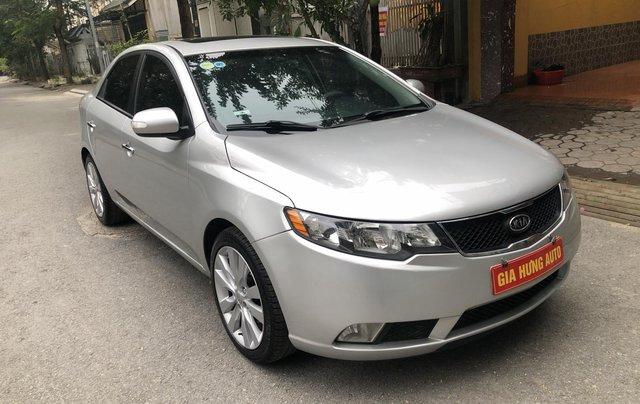 Gia Hưng Auto bán Kia Forte SLI 1.6AT, nhập Hàn SX 20091