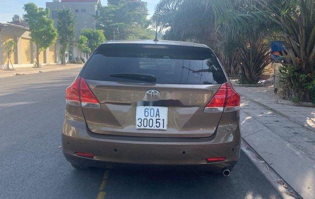 Bán ô tô Toyota Venza năm sản xuất 2009, xe nhập còn mới3