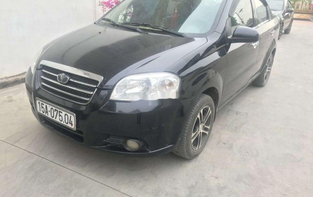 Cần bán xe Daewoo Gentra năm 2009, nhập khẩu còn mới, giá tốt4