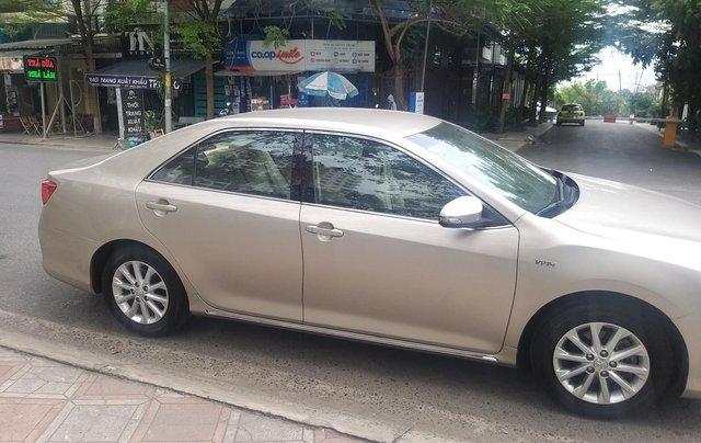 Bán Toyota Camry 2014 bản 2.0E, số tự động, xe đẹp bánh xơ cua chưa rớt2