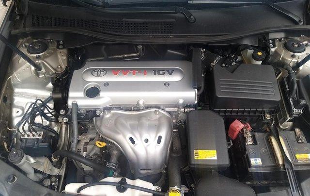 Bán Toyota Camry 2014 bản 2.0E, số tự động, xe đẹp bánh xơ cua chưa rớt9