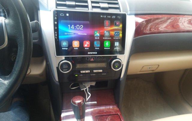 Bán Toyota Camry 2014 bản 2.0E, số tự động, xe đẹp bánh xơ cua chưa rớt13