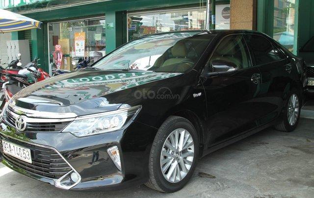 Xe Toyota Camry 2.0E 2019 - 905 triệu1