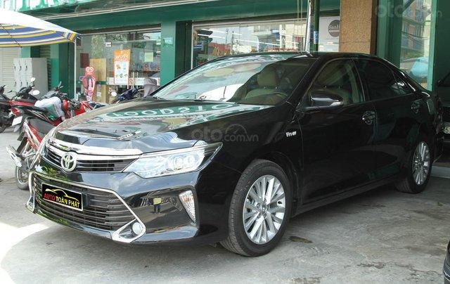 Xe Toyota Camry 2.0E 2019 - 905 triệu2
