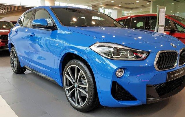 BMW X2 - SUV gầm cao dáng Coupe thể thao, mạnh mẽ & phong cách, khuyến mãi hấp dẫn, màu sắc đa dạng1