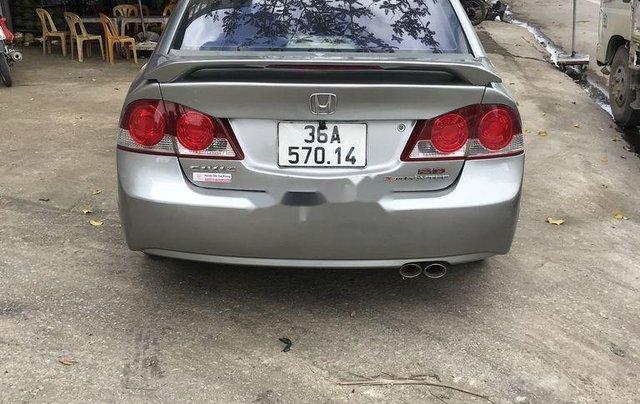 Cần bán xe Honda Civic 2.0 AT sản xuất 20081