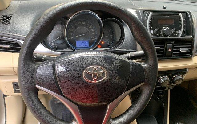 Toyota Vios E số sàn 2016, giá rẻ, xe đẹp3