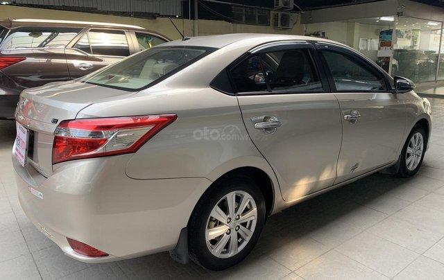 Toyota Vios E số sàn 2016, giá rẻ, xe đẹp2