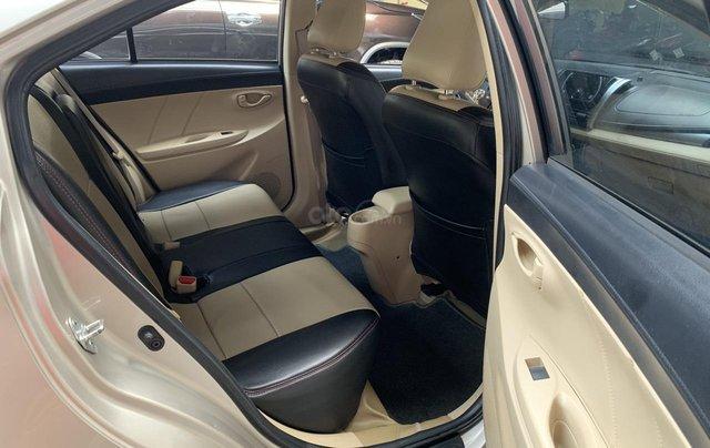 Toyota Vios E số sàn 2016, giá rẻ, xe đẹp7