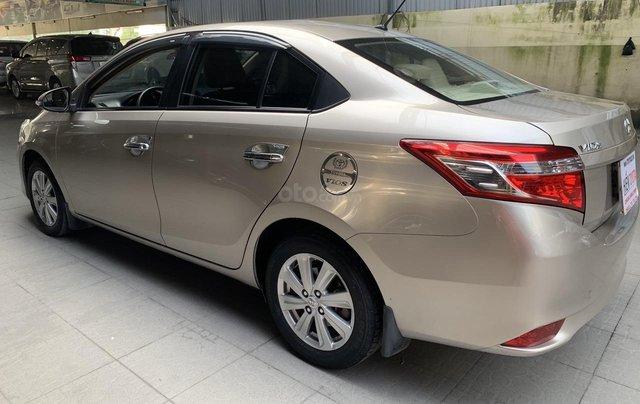 Toyota Vios E số sàn 2016, giá rẻ, xe đẹp8