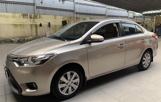 Toyota Vios E số sàn 2016, giá rẻ, xe đẹp11