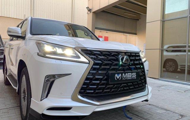 Bán Lexus LX 570s MBS 4 ghế model 2021, nhập khẩu Trung Đông mới 100%0