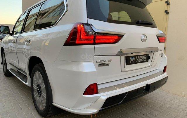 Bán Lexus LX 570s MBS 4 ghế model 2021, nhập khẩu Trung Đông mới 100%4