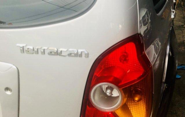 Hyundai Terracan V6 số tay hai cầu điện xe chuẩn đẹp9