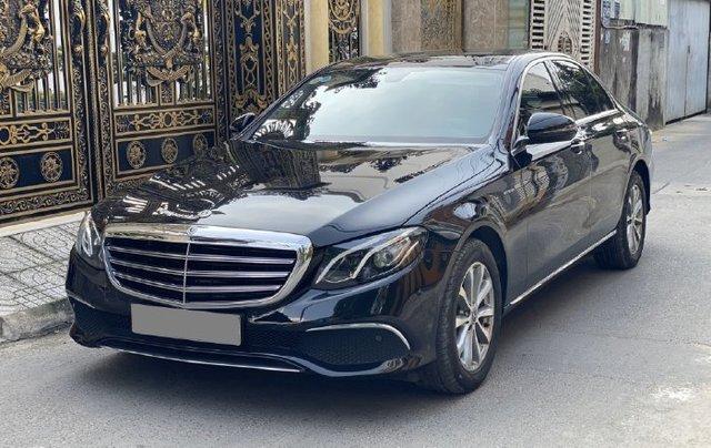 Cần bán lại xe Mercedes E200 năm sản xuất 20202