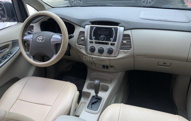 Bán Toyota Innova G tự động ĐK 06/2015, giá rẻ, xe đẹp3