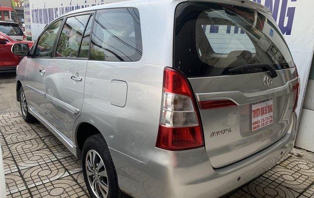 Bán Toyota Innova G tự động ĐK 06/2015, giá rẻ, xe đẹp2