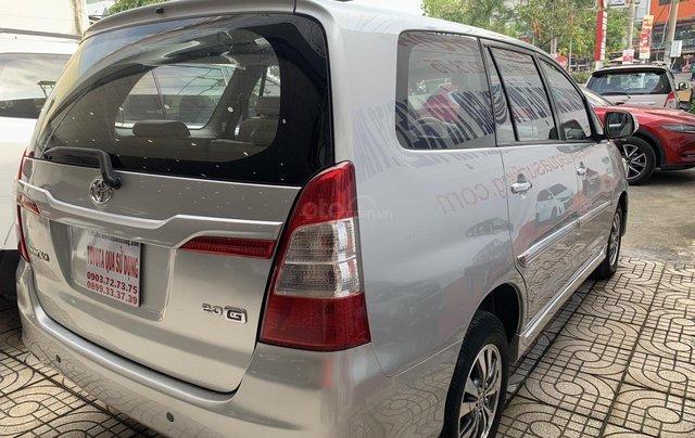 Bán Toyota Innova G tự động ĐK 06/2015, giá rẻ, xe đẹp1