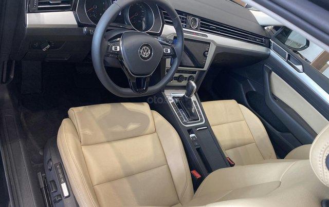 Passsat Bluemotion 2021 màu đen nội thất kem - xe Đức nhập khẩu 100% - khuyến mãi 120 % trước bạ - xe giao ngay2