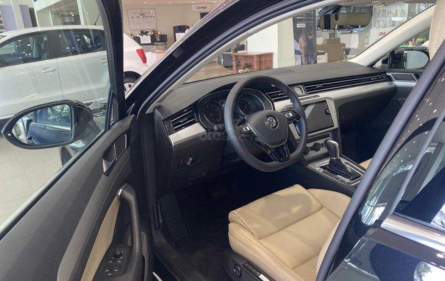 Passsat Bluemotion 2021 màu đen nội thất kem - xe Đức nhập khẩu 100% - khuyến mãi 120 % trước bạ - xe giao ngay3