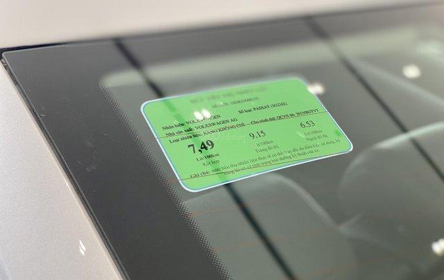 Khuyến mãi giá tốt cho xe Passat Bluemotion 2021 màu bạc giao ngay - lái thử xe tận nhà10