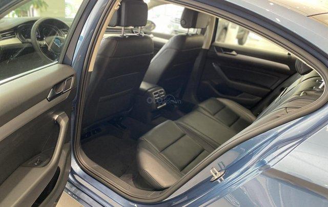 Passat Bluemotion màu xanh dương đẹp hiếm có - khuyến mãi 12 % - Sedan nhập khẩu 100% Đức1