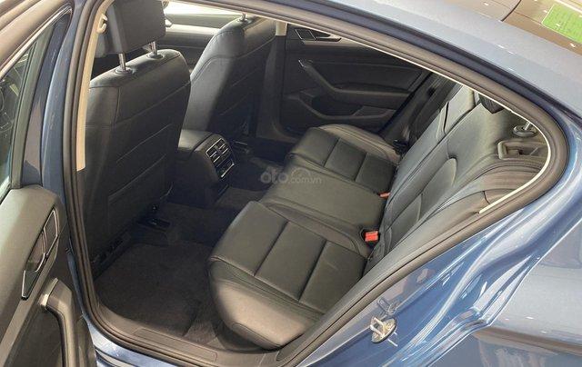 Passat Bluemotion màu xanh dương đẹp hiếm có - khuyến mãi 12 % - Sedan nhập khẩu 100% Đức4