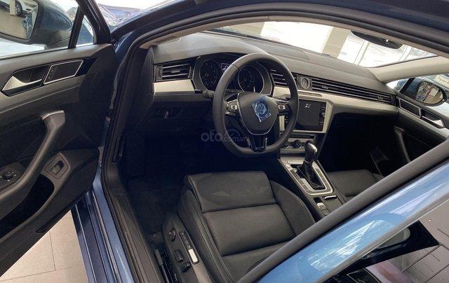 Passat Bluemotion màu xanh dương đẹp hiếm có - khuyến mãi 12 % - Sedan nhập khẩu 100% Đức5