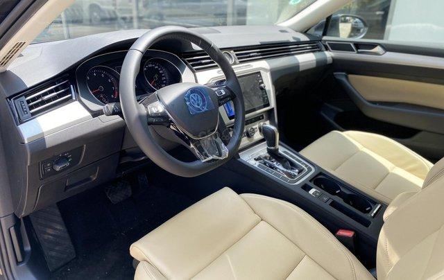 Passat Bluemotion màu xám - xe nhập Đức lái ngon - sang trọng giá lại mềm2
