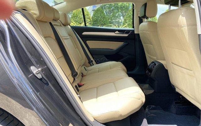 Passat Bluemotion màu xám - xe nhập Đức lái ngon - sang trọng giá lại mềm4