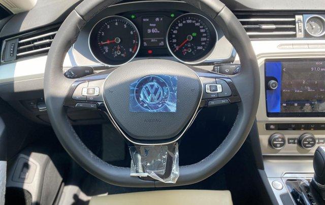 Passat Bluemotion màu xám - xe nhập Đức lái ngon - sang trọng giá lại mềm6
