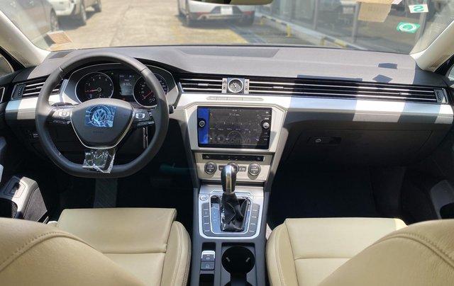 Passat Bluemotion màu xám - xe nhập Đức lái ngon - sang trọng giá lại mềm7