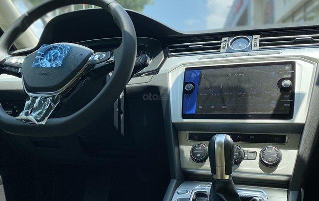 Passat Bluemotion màu xám - xe nhập Đức lái ngon - sang trọng giá lại mềm5