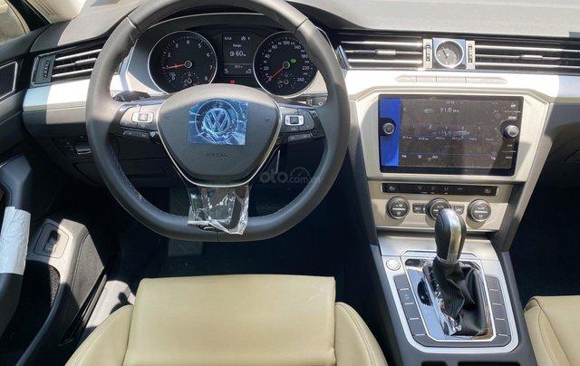 Passat Bluemotion màu xám - xe nhập Đức lái ngon - sang trọng giá lại mềm8