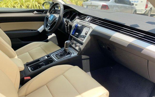 Passat Bluemotion màu xám - xe nhập Đức lái ngon - sang trọng giá lại mềm11