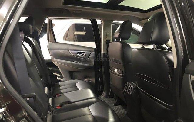 Xe Nissan X trail năm sản xuất 2018, màu xanh lam còn mới2