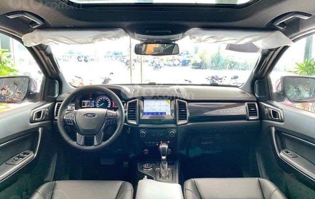 [Ford Thăng Long][ưu đãi khủng] Ford Everest Titanium 2.0L 4x2 AT 2021, giảm ngay 75 triệu + ưu đãi khủng + giao xe ngay3