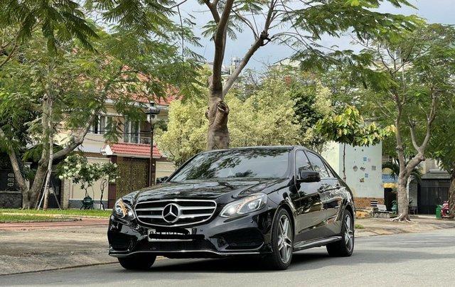 Cần bán xe Mercedes Benz E250 AMG 2015, đi 13.000km5