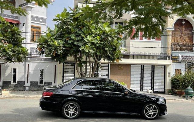 Cần bán xe Mercedes Benz E250 AMG 2015, đi 13.000km7