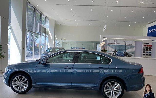 Passat Bluemotion màu xanh dương đẹp hiếm có - khuyến mãi 12 % - Sedan nhập khẩu 100% Đức2