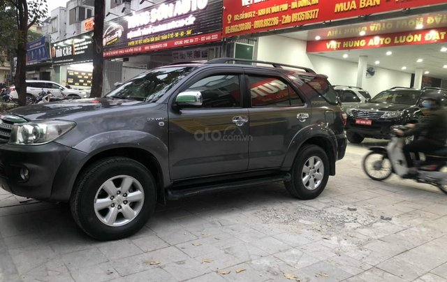 Toyota Fortuner 2.7V 4x4 AT sản xuất 20101
