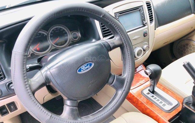 Cần bán Ford Escape đời 2007, màu đen xe gia đình giá 270 triệu đồng2