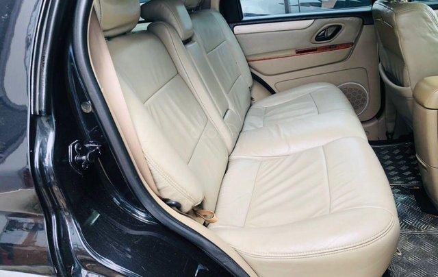 Cần bán Ford Escape đời 2007, màu đen xe gia đình giá 270 triệu đồng4