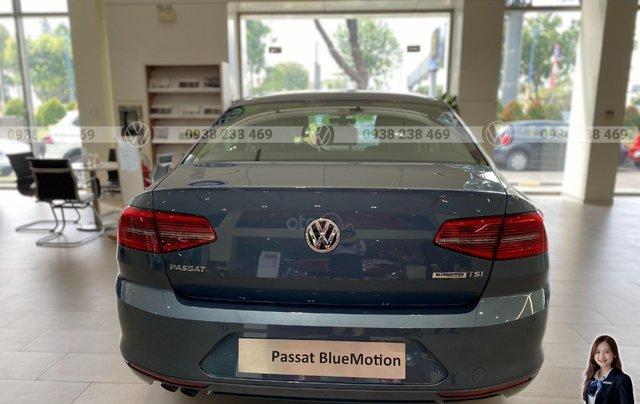 Passat Bluemotion màu xanh dương đẹp hiếm có - khuyến mãi 12 % - Sedan nhập khẩu 100% Đức7